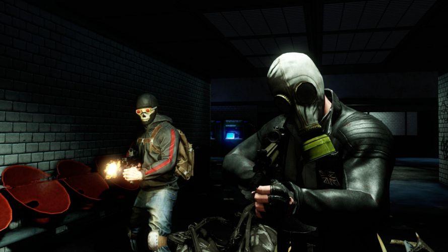 KILLING-FLOOR co-op survival horror shooter killing floor dark (5) wallpaper
