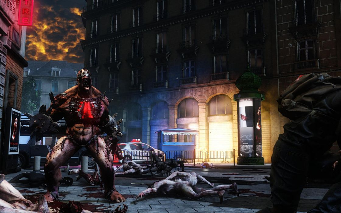 KILLING-FLOOR co-op survival horror shooter killing floor dark (7) wallpaper