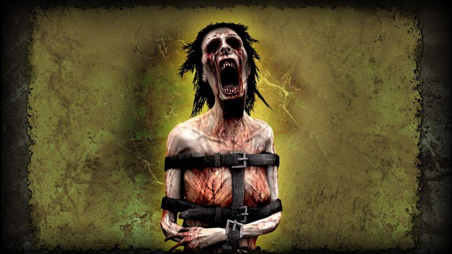 KILLING-FLOOR co-op survival horror shooter killing floor dark (43) wallpaper