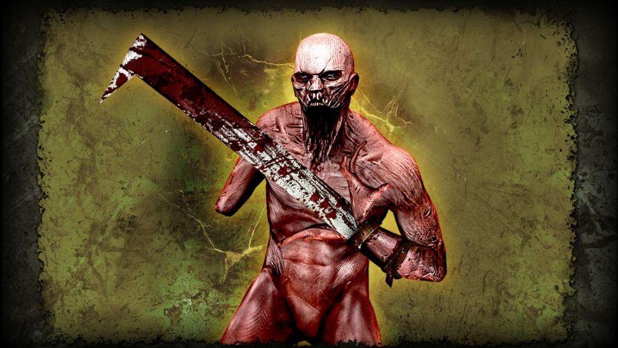 KILLING-FLOOR co-op survival horror shooter killing floor dark (41) wallpaper