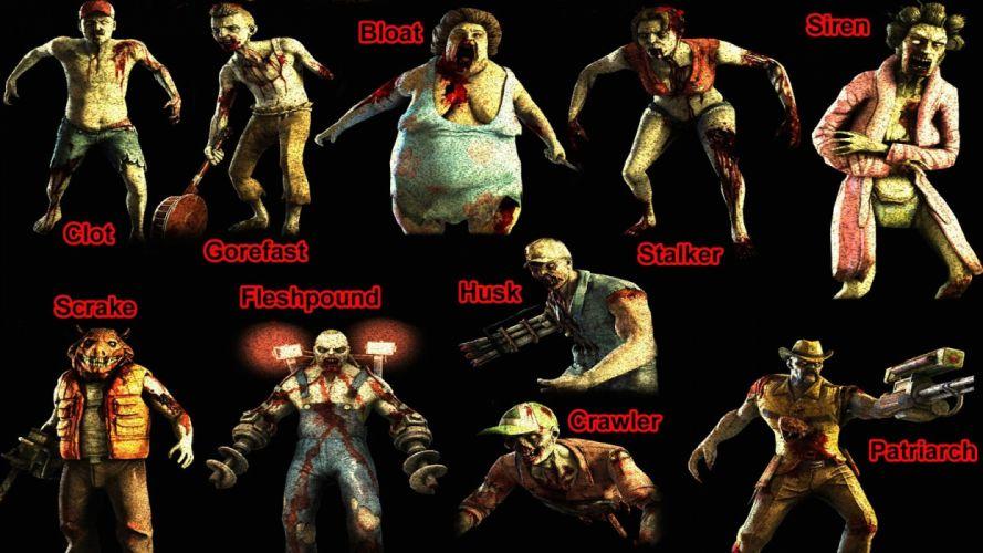 KILLING-FLOOR co-op survival horror shooter killing floor dark (54) wallpaper