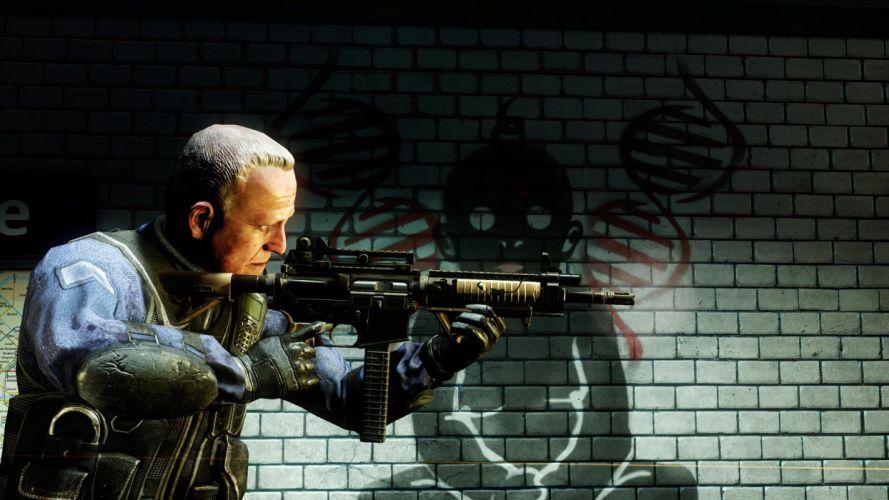 KILLING-FLOOR co-op survival horror shooter killing floor dark (59) wallpaper