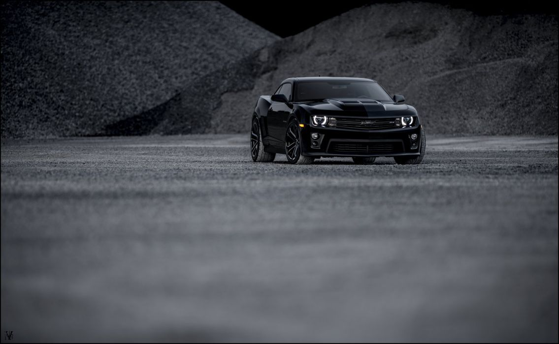 825 hp Camaro ZL1 wallpaper