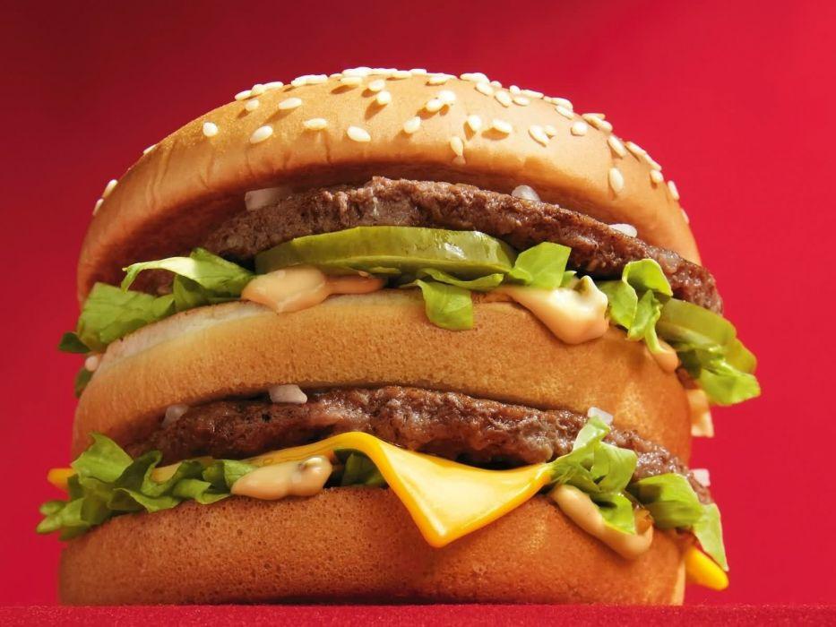 Big Mac! wallpaper