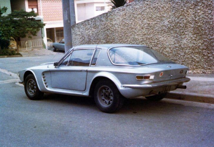 1965 Brasinca GT 4200 cars wallpaper