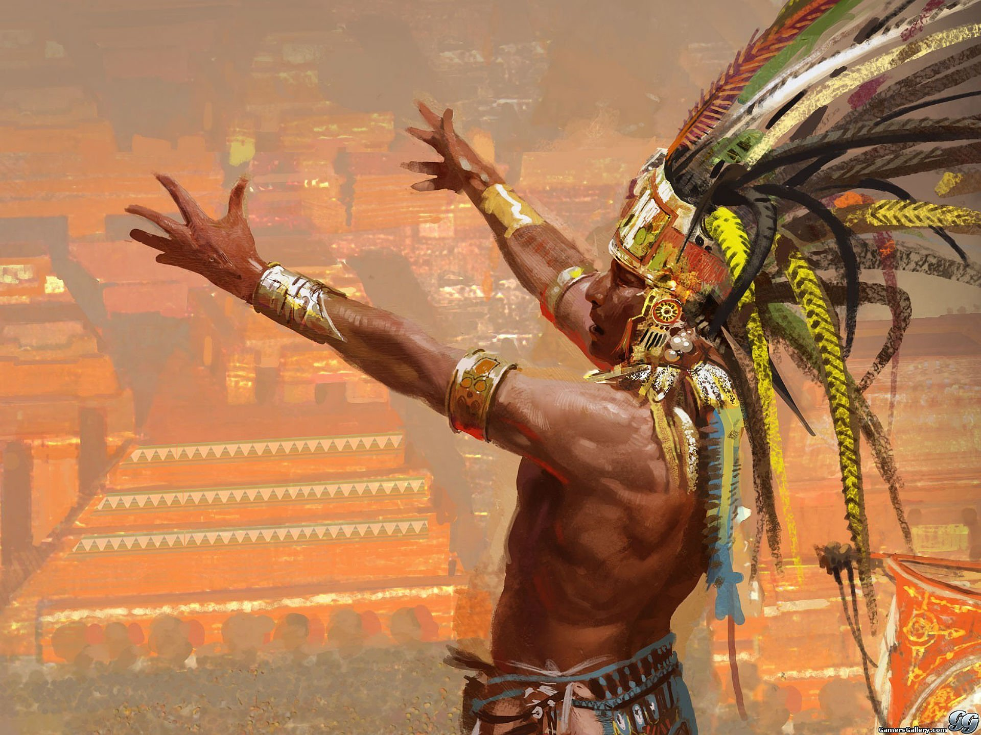 Age Of Empires Warchiefs Indian Native American Strategy Age