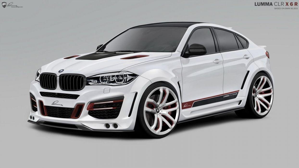 2014 Lumma Design BMW X6 tuning wallpaper