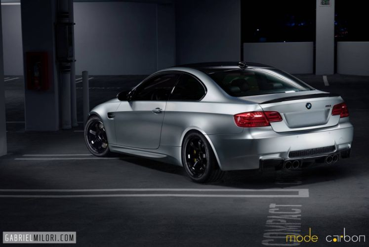 BMW cars e92 m3 tuning blue grey wallpaper