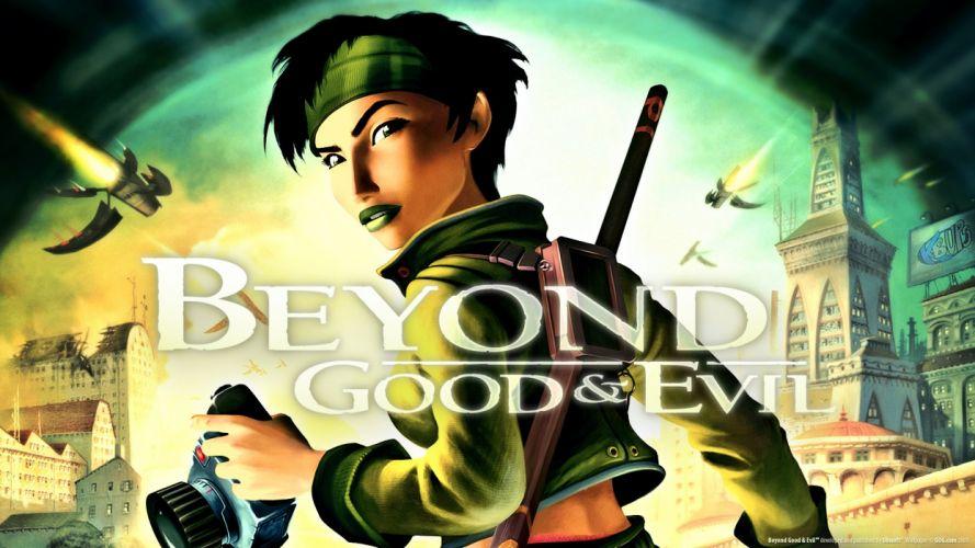 BEYOND-GOOD-AND-EVIL action adventure beyond good evil wallpaper