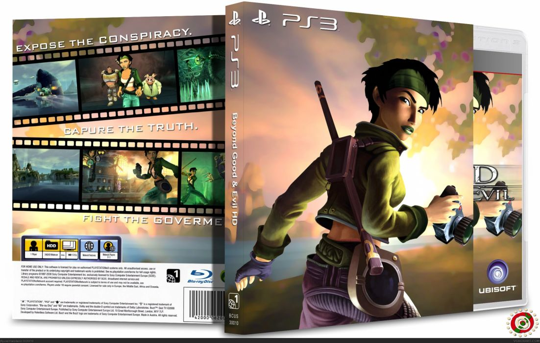 BEYOND-GOOD-AND-EVIL action adventure beyond good evil wallpaper