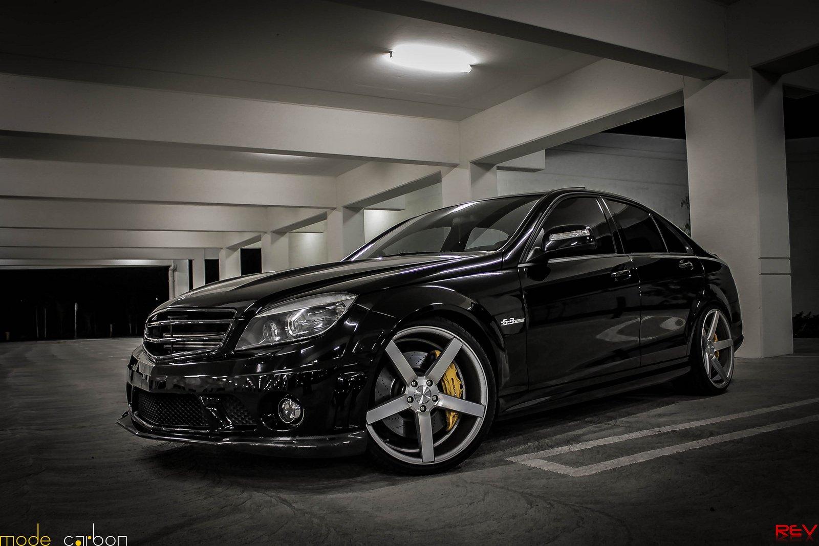C63 Amg Amg Black C63 Sedan Mercedes