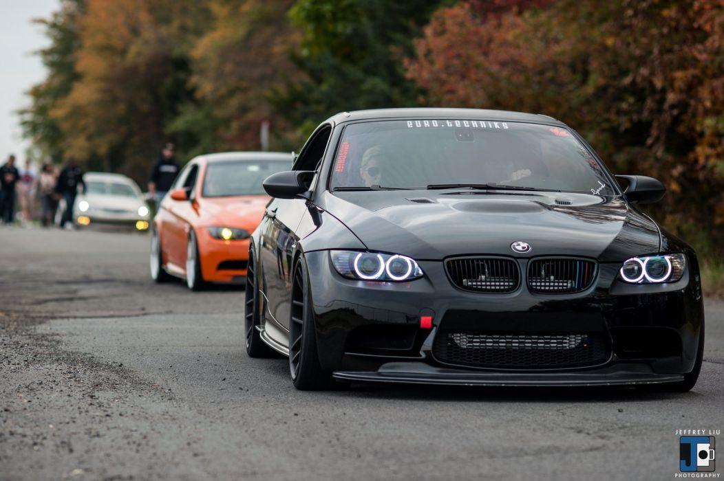 BMW cars e92 Tuning  wallpaper