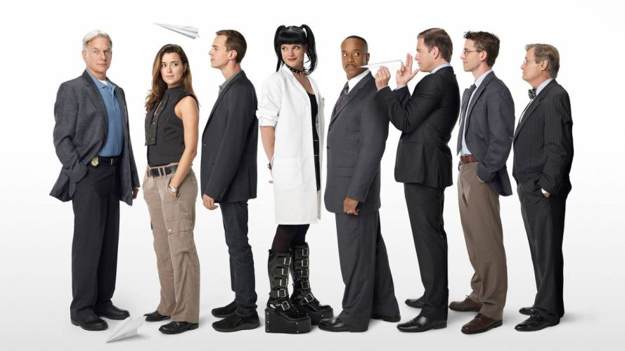 NCIS series crime drama procedural military navy wallpaper
