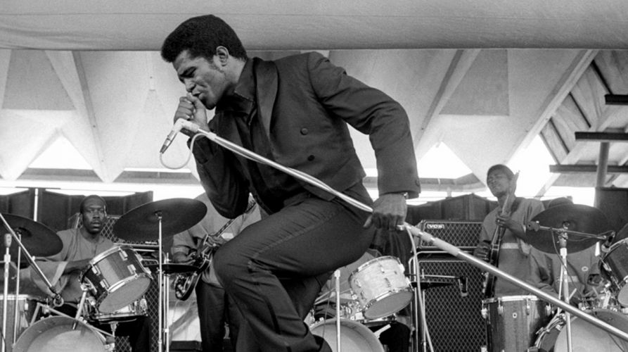 JAMES BROWN r-b soul funk singer wallpaper