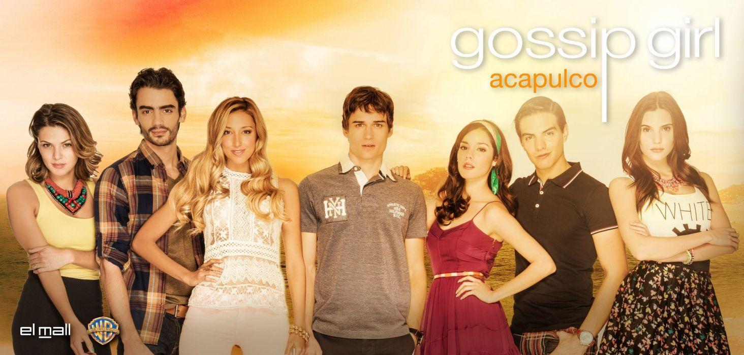 GOSSIP GIRL drama romance series wallpaper