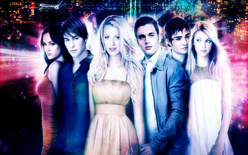 GOSSIP GIRL drama romance series wallpaper