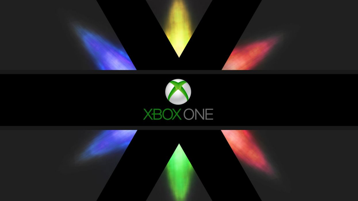 XBOX ONE video game system microsoft wallpaper