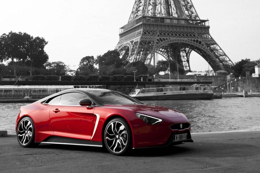 2014 Exagon Motors Furtive-eGT french supercar  wallpaper