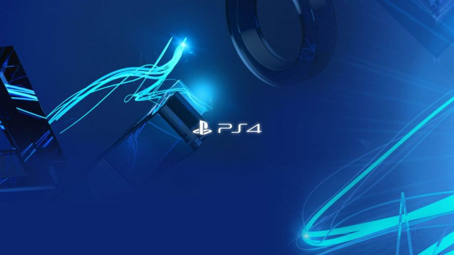 PS4 Playstation videogame system video game sony wallpaper