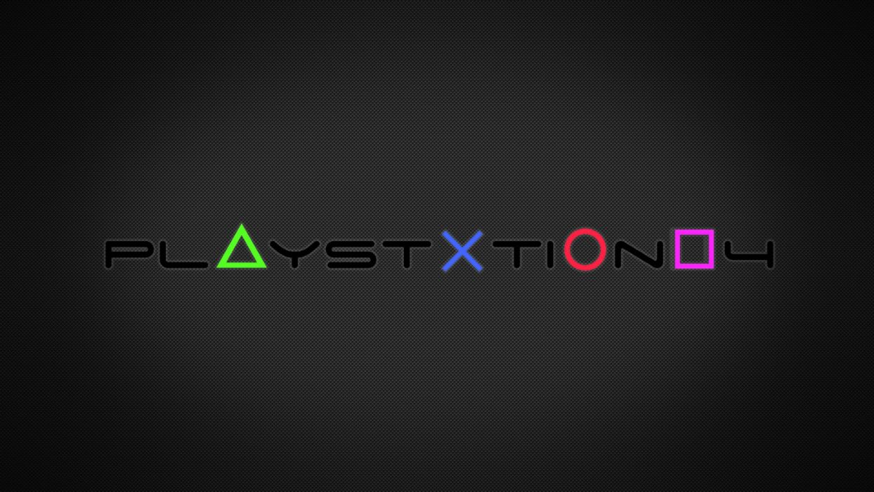 PS4 Playstation videogame system video