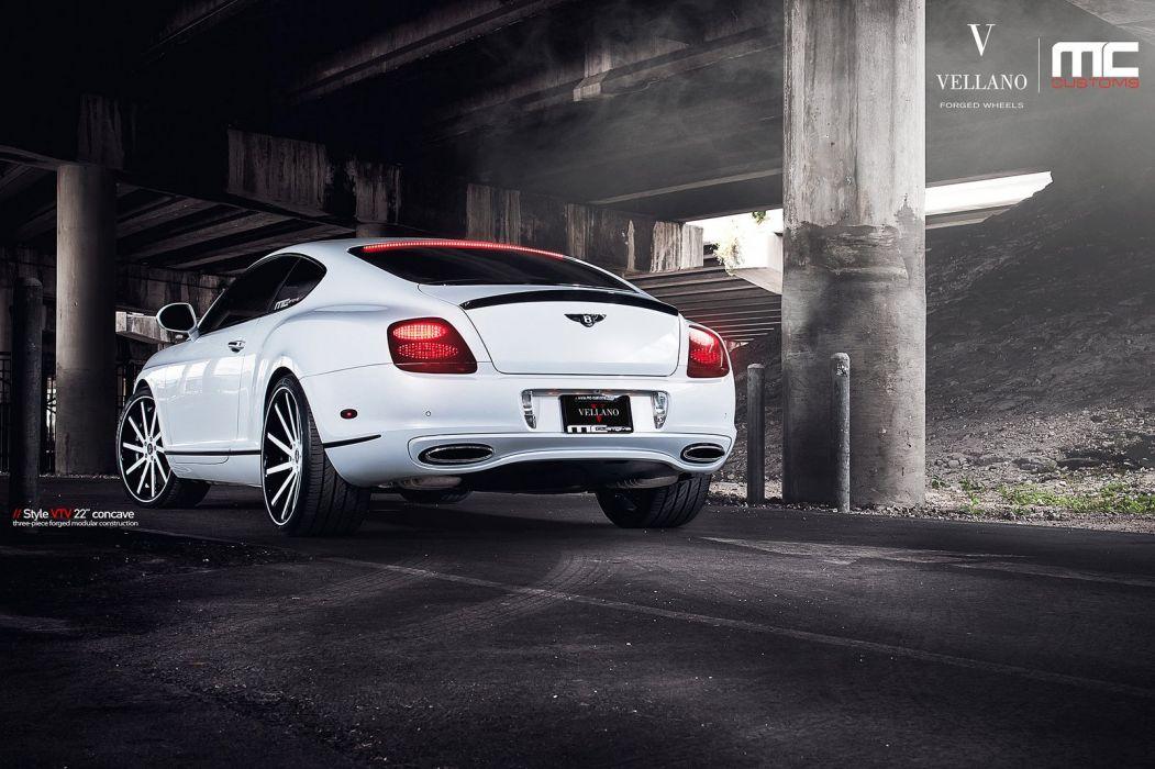 Bentley Continental Supersports White Uk Vellano Wheels Tuning Cars Wallpaper 1600x1066 392733 Wallpaperup