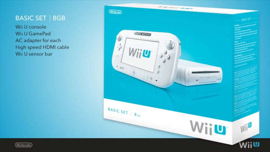 Wii-U Nintendo system videogame video game wii wallpaper