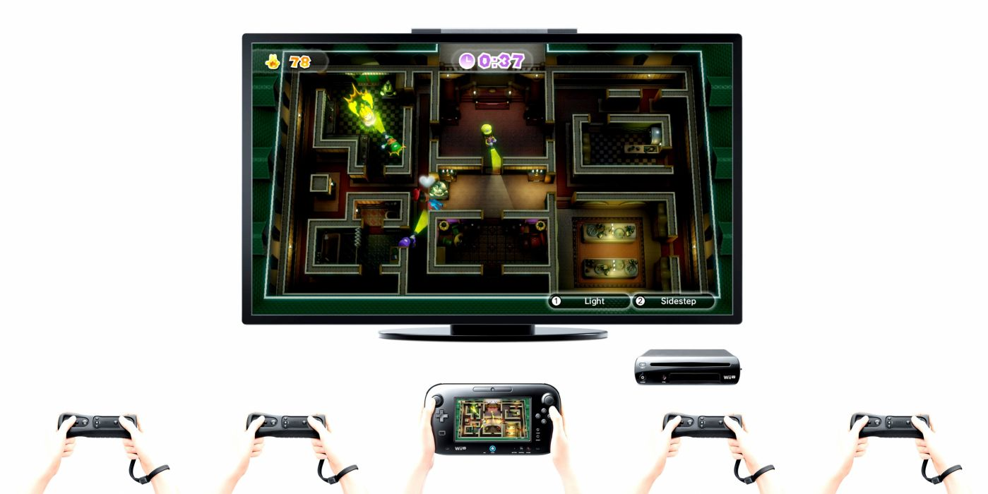 Wii-U Nintendo system videogame video game wii wallpaper