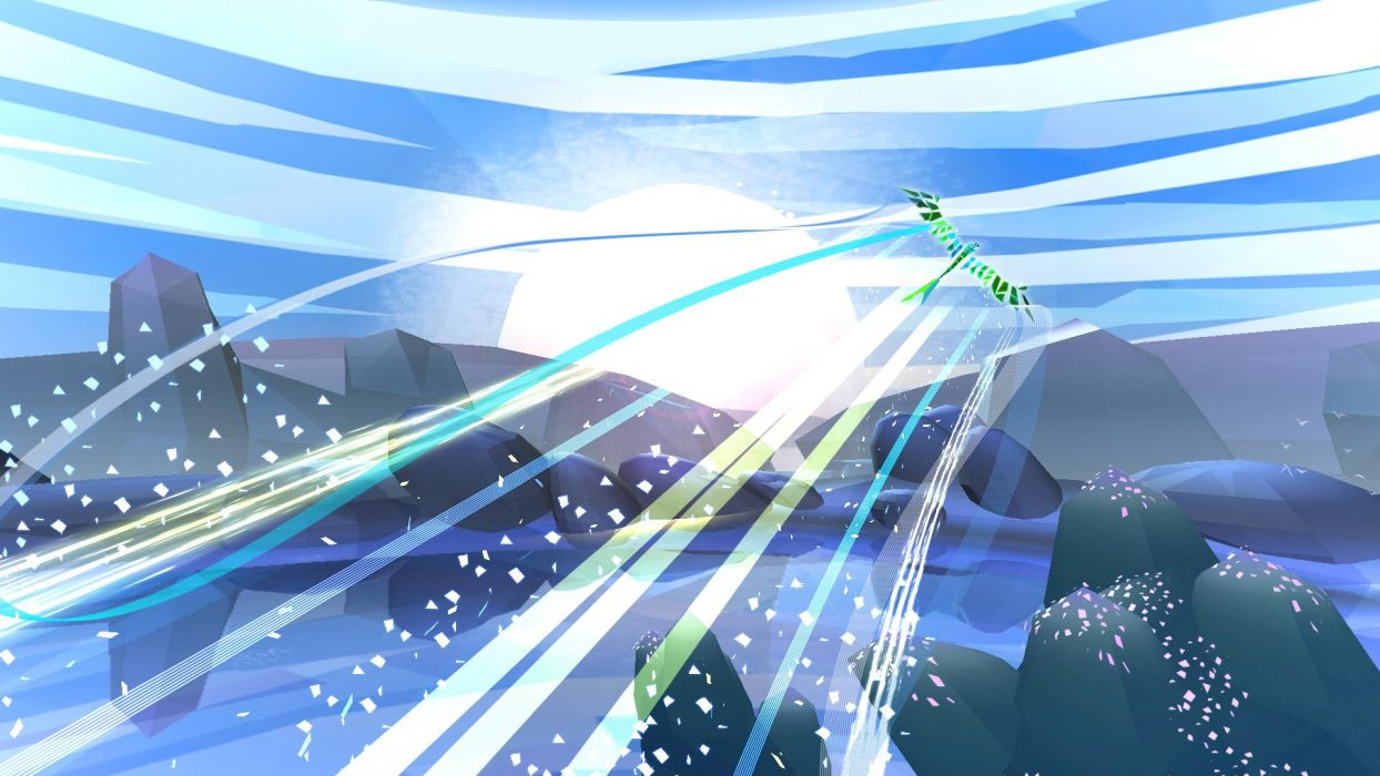 ENTWINED action musical rhythm music abstact abstraction fantasy arcade wallpaper
