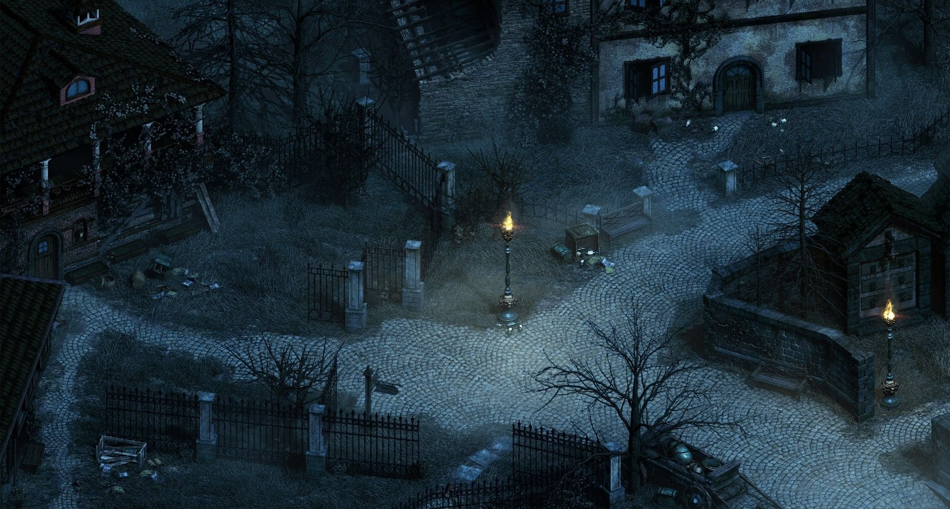 Pillars Of Eternity Wallpaper: PILLARS-OF-ETERNITY Fantasy Rpg Party-based Pillars