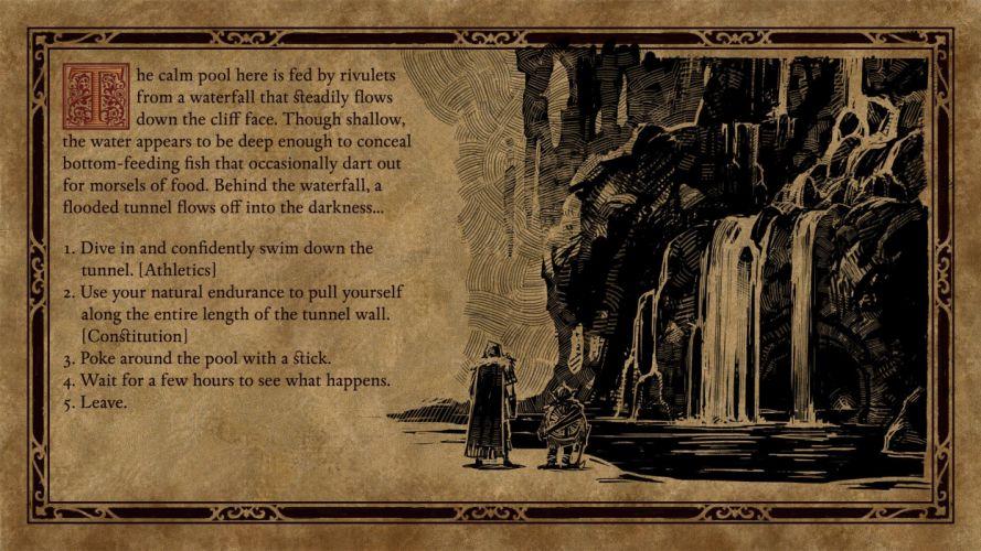 PILLARS-OF-ETERNITY fantasy rpg party-based pillars eternity wallpaper