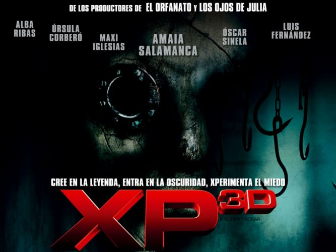 PARANORMAL XPERIENCE 3-D horror thriller dark wallpaper
