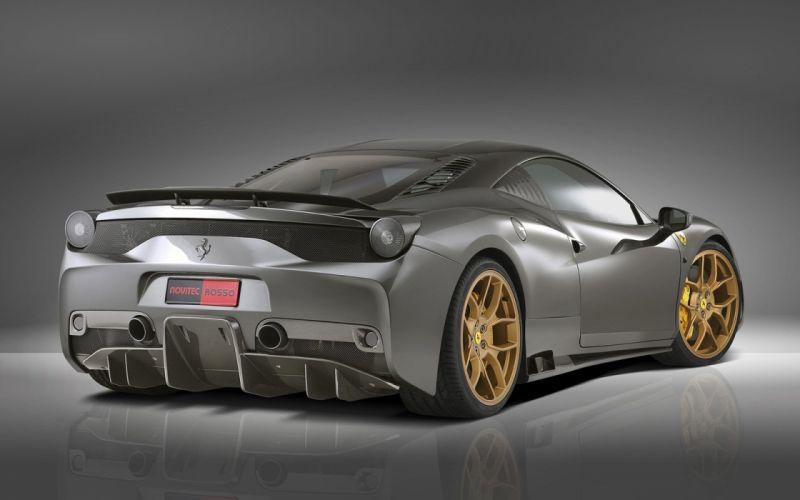 2014 Novitec Rosso Ferrari 458 Speciale tuning supercar wallpaper