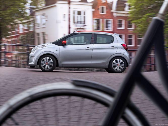 2014 c 1 Citroen french cars wallpaper