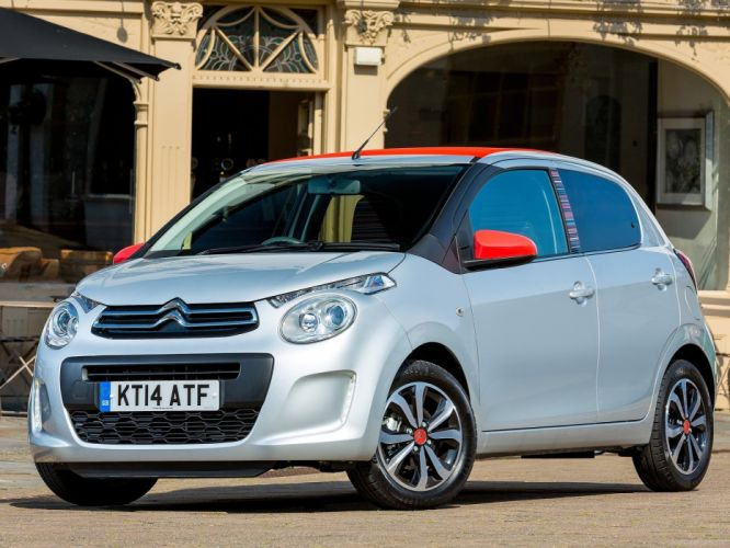 2014 c 1 Citroen french cars wallpaper