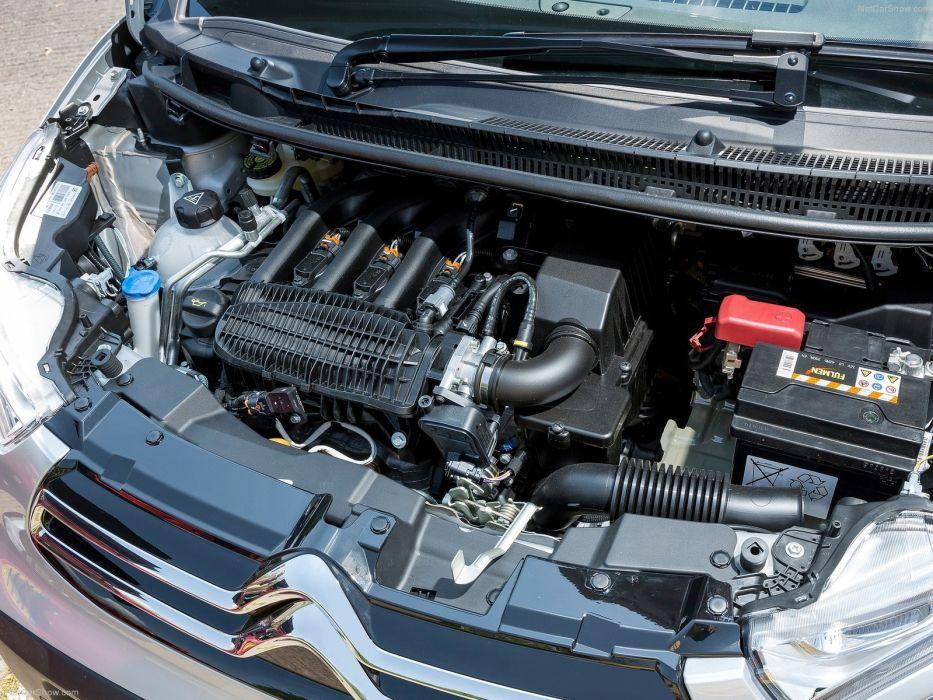 2014 c 1 Citroen french cars engine wallpaper