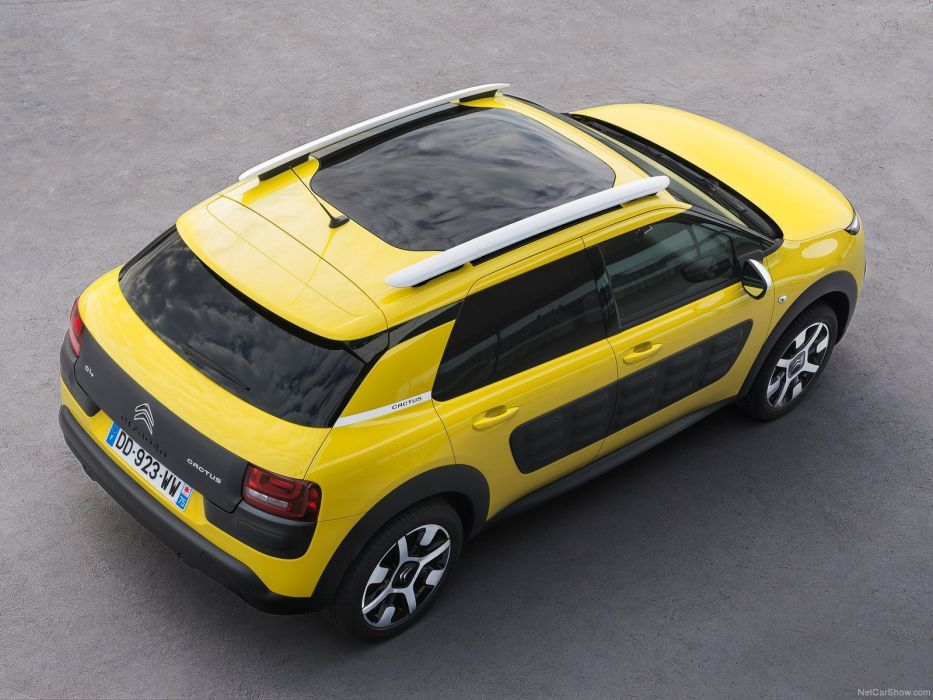 Citroen C 4 Cactus 2014 french cars wallpaper