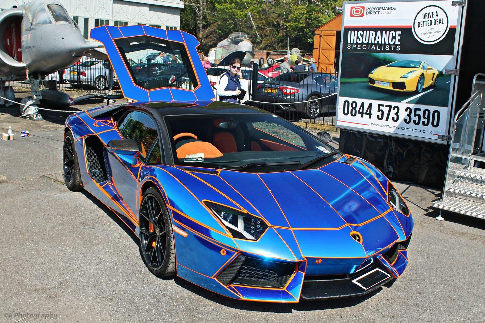 lamborghini aven lamborghini aventador blue chrome wallpaper - Lamborghini Aventador Blue Chrome