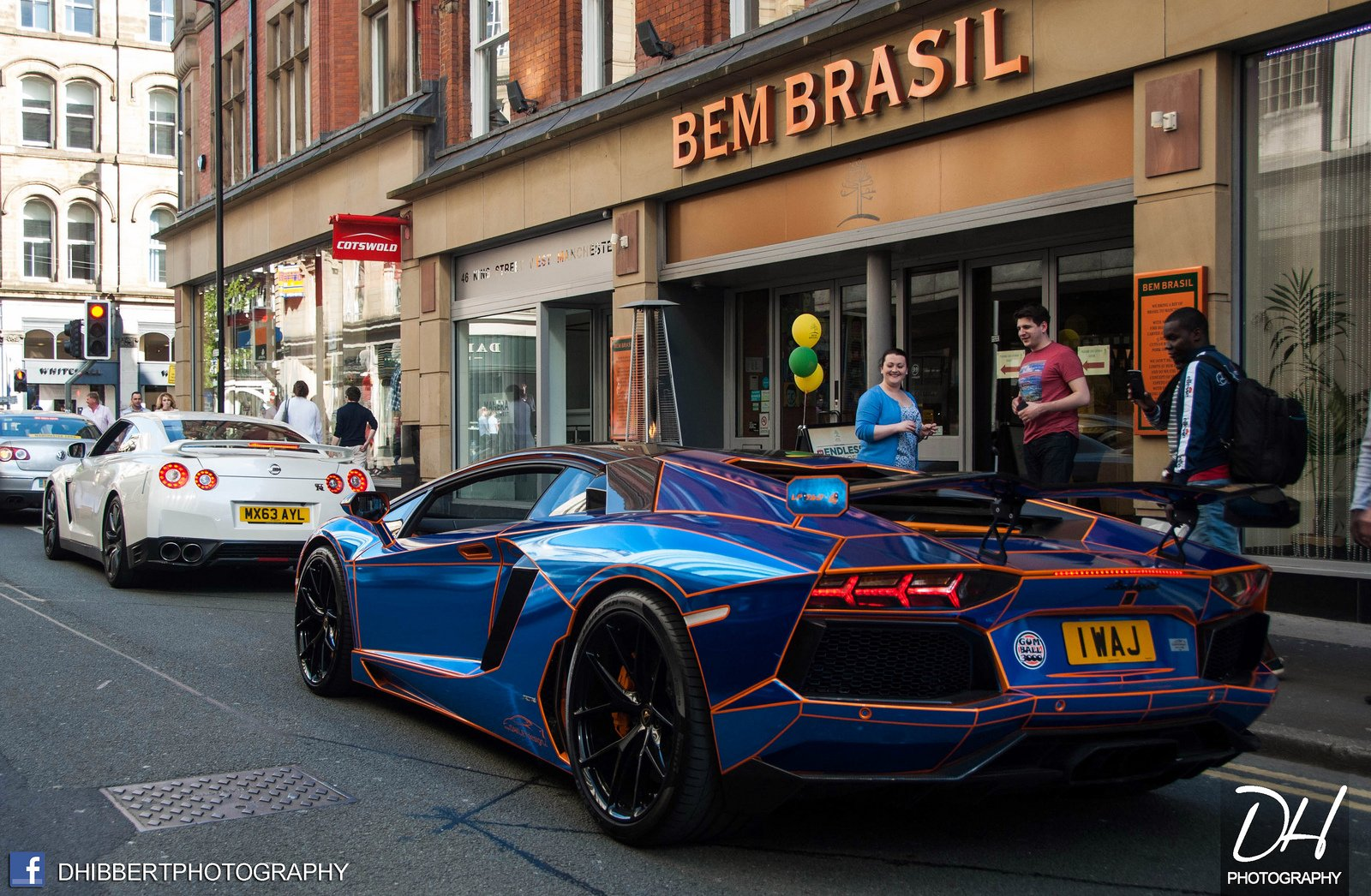 lamborghini aventador lp700 4 chrome blue tuning supercars wallpaper 1600x1046 393714 wallpaperup - Lamborghini Aventador Blue Chrome