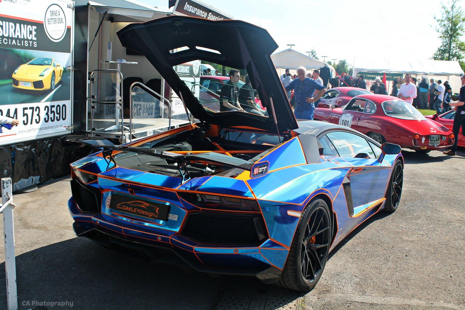 lamborghini aventador lp700 4 chrome blue tuning supercars wallpaper 1600x1067 393718 wallpaperup - Lamborghini Aventador Blue Chrome