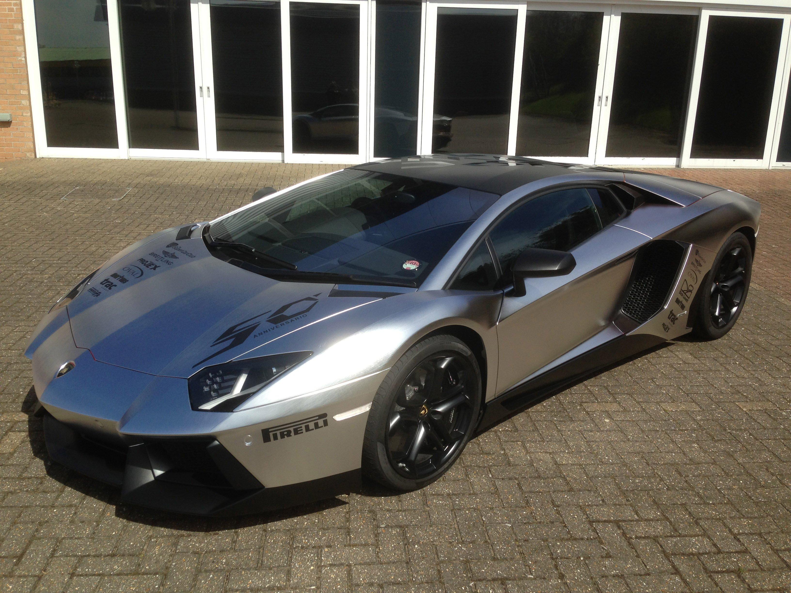 Aventador Chrome Lamborghini lp700 supercars Tuning ...