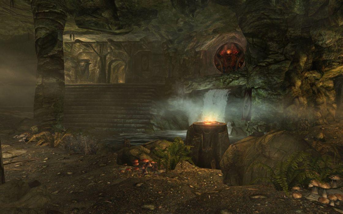 The Elder Scrolls Skyrim Dark Brotherhood Wallpaper