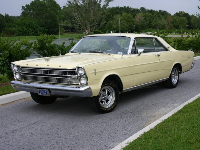 1966 Ford Galaxie 500 Hardtop Coupe Classic wallpaper