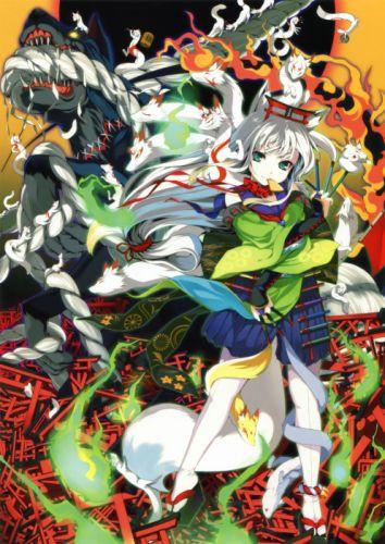 Eshi 100-Nin Ten wallpaper