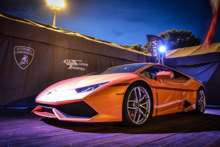 2014 Lamborghini Huracan LP 610-4 Italian Dreamcar Supercar Exotic Sportscar wallpaper