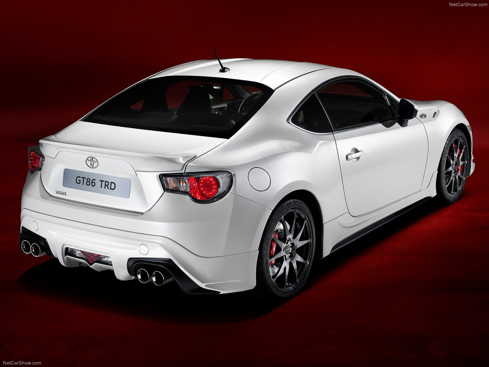Toyota GT86 TRD 2014 Japan White Blanche Coupe 2 Doors Wallpaper    1600x1200   394617   WallpaperUP