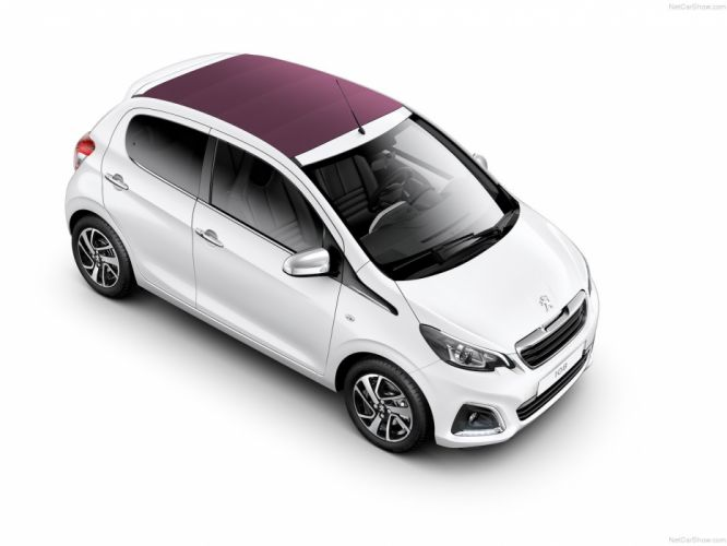 108 2014 french Peugeot wallpaper