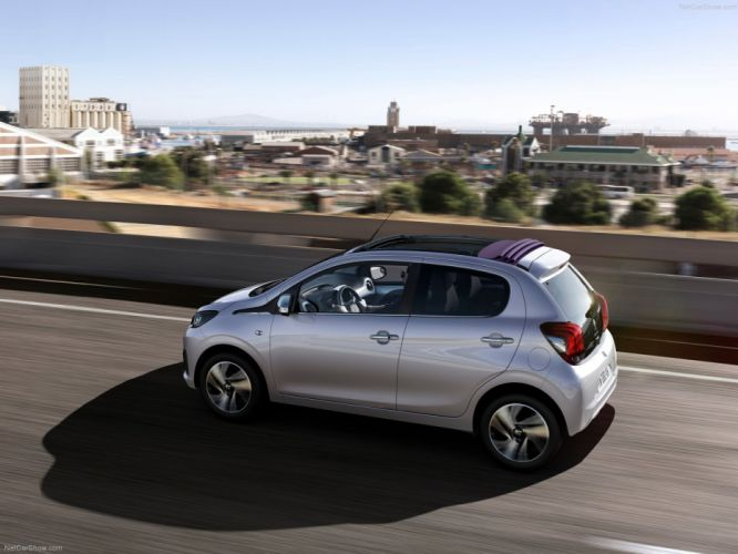 108 2014 french Peugeot wallpaper