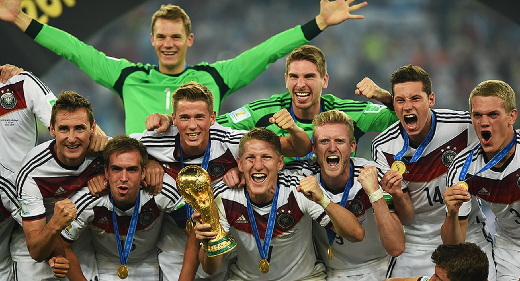 germany fifa world cup 2014 champion soccer wallpaper 1826x988