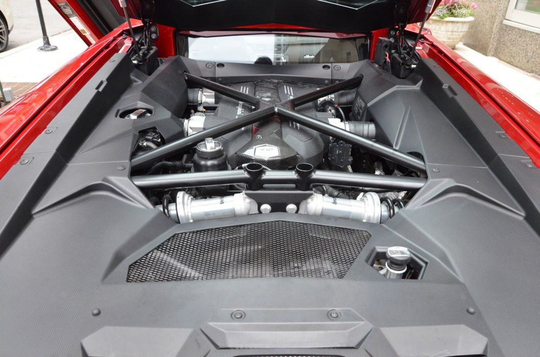 lp-700 4 Aventador Dreamcar Exotic italian Lamborghini coupe sportscar Supercar ROSSO EFESTO wallpaper