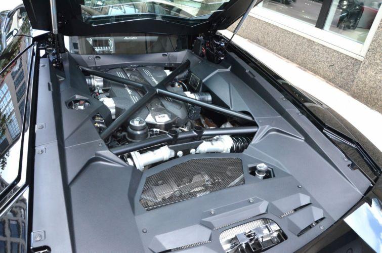 Aventador Coupe Dreamcar Exotic italian NERO ALDERBARAN Lamborghini lp 700 sportscar Supercar wallpaper